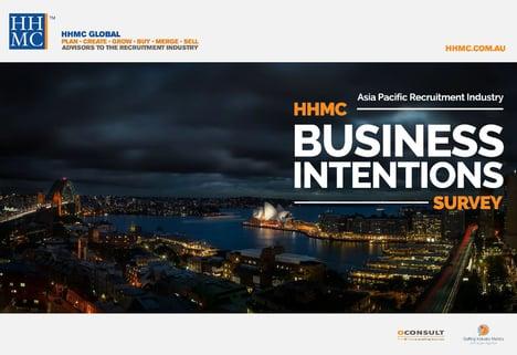 HHMC Business Intentions Survey