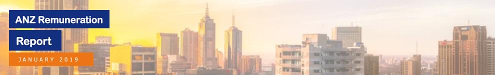 ANZ Remuneration Report Jan 2019